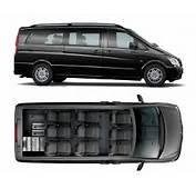 MB Vito  VW T5 Van 9 Sitzer Mieten M&252nchen Bei AVM Autovermietung