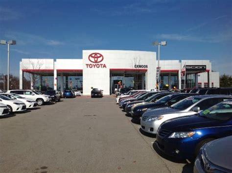 Oxmoor Toyota Louisville Ky Oxmoor Toyota Louisville Ky 40222 Car Dealership And