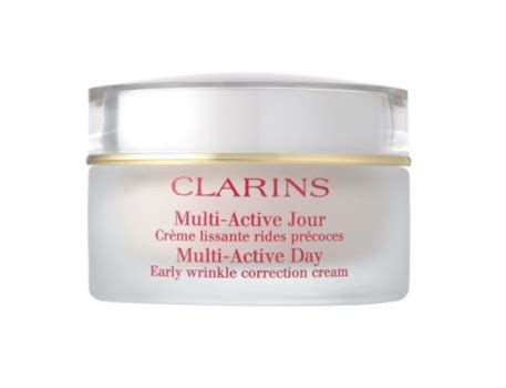 Krim Mata Clarins happy clarins multi active day early wrinkle
