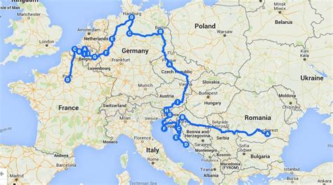 eurail map interrail eurail pass is it really worth it miss tourist travel