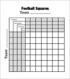 100 Square Football Pool Template by Search Results For Squares Template For Football