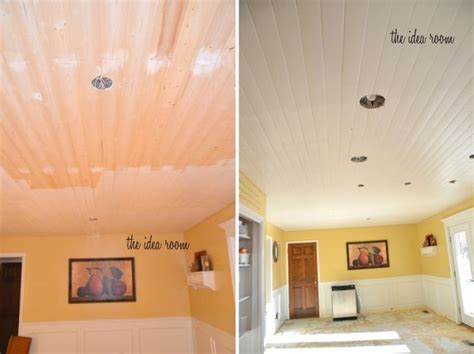 Fabric Basement Ceiling by Ideas For Diy Ceiling Transformations