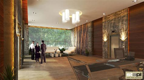House Lobby | asian house lobby soyuz talib architects