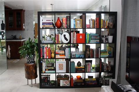 double sided bookcase room divider double sided bookshelf for the home pinterest