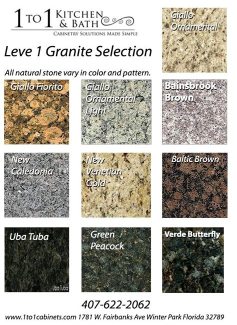 Which Color Granite Is For Kitchen - level 1 granite colors offered at the best prices www