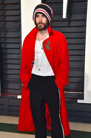 Jared Leto Vanity Fair by Vanity Fair Oscars Photos 2017 See Pictures