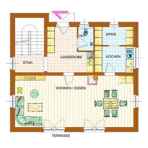 perfekte raumaufteilung haus hausbauen eines massivhaus in kitzb 252 hel und kufstein