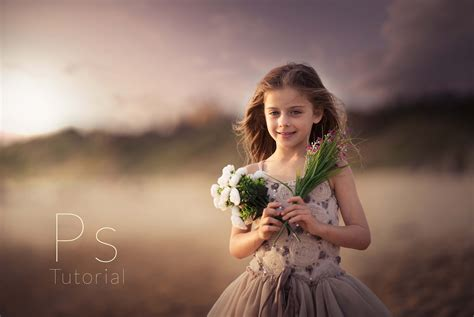 tutorial edit photo with photoshop photoshop cc tutorial outdoor portrait edit beach edit