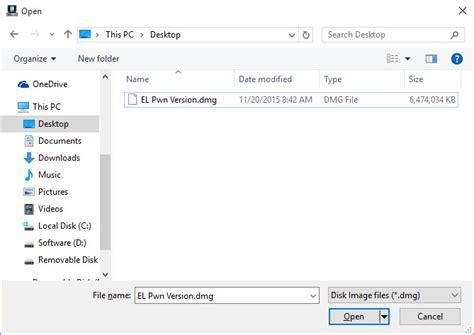 format flash drive mac el capitan mac os x el capitan dmg file download