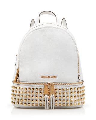 Dompet Michael Kors Micro Stud Zip Navy Original michael michael kors small rhea zip studded backpack