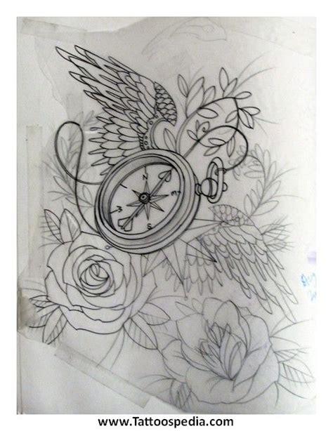 compass tattoo template boussole tatouages pinterest tatouage de boussole