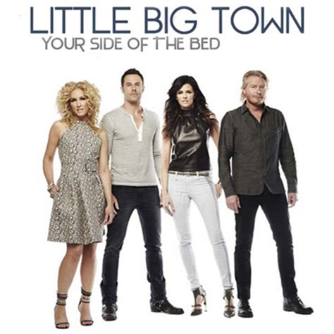 rong s blog little big town sleeping on your side of the