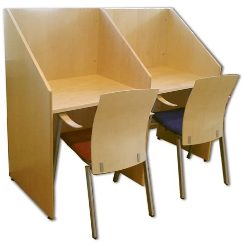 Study Desk by Bk Library Interiors Rondus Study Desk