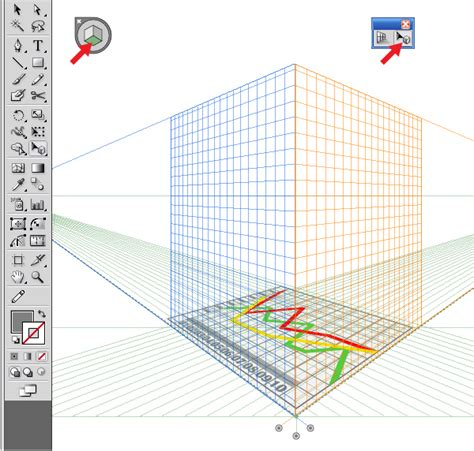 reset perspective tool illustrator illustrator 3d how to create a 3d chart using the