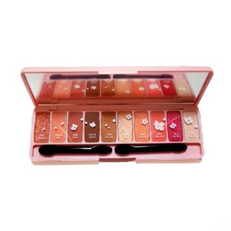Eyeshadow Etude House etude house play color cherry blossom eye makeup