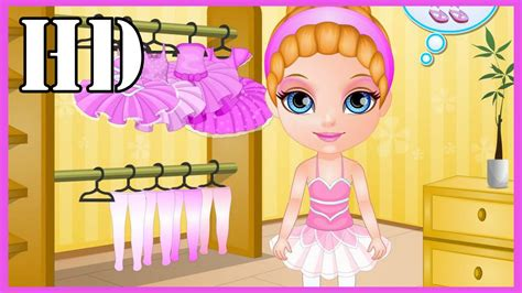 baby barbie school haircuts game youtube baby barbie ballet injury newest baby games free baby