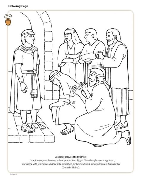 sunday school coloring pages for joseph 174 best bible joseph images on pinterest sunday school