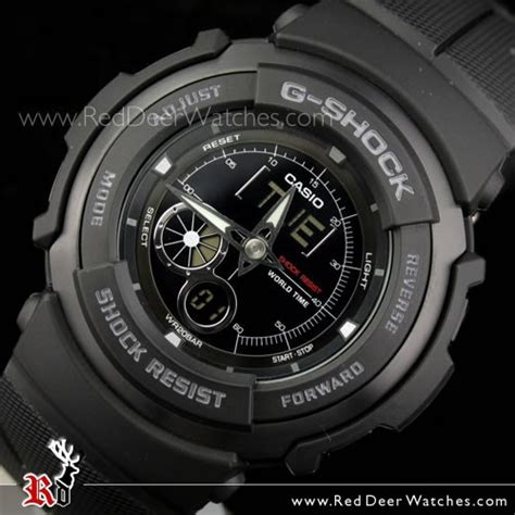 buy casio g shock mens chronograph analogue and digital