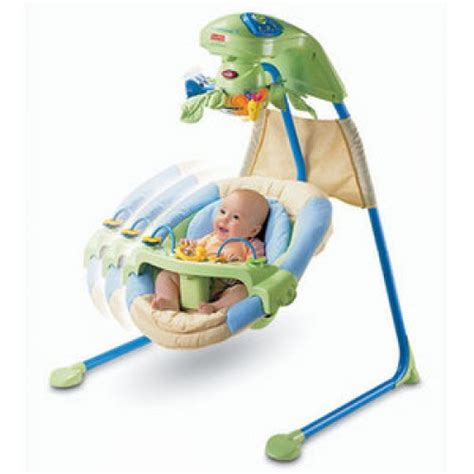 jungle baby swing fisher price fisher price baby papasan cradle swing