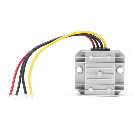 Waterproof Dc Buck Converter 48v To 24v 10a 240w Step Regulator 50w dc12 24v to 5v 10a step converter buck