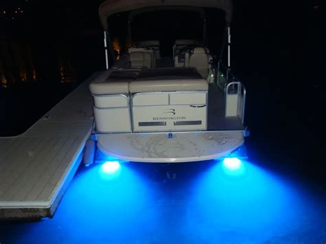 boat lights for pontoon underwater led lights pontoon boat accessories google