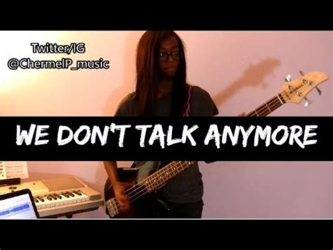download mp3 we don t talk anymore we don t talk anymore bass cover charlie puth feat selena