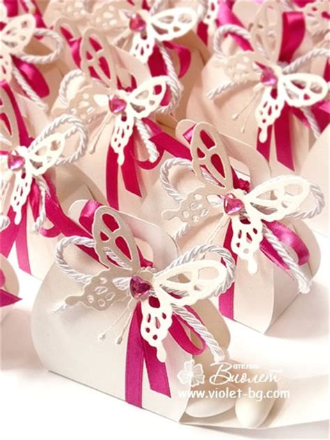 Butterfly Giveaways - love love love these elegant butterfly favors perfect for a wedding baby shower or