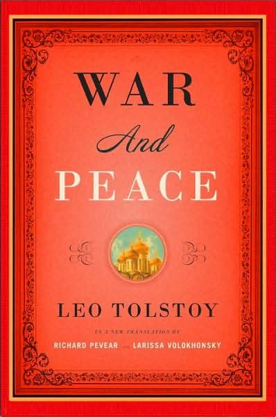 peace books guest post war and peace by leo tolstoy