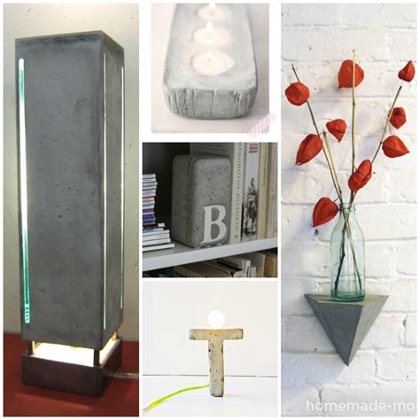 concrete craft projects diy concrete project ideas remodelaholic