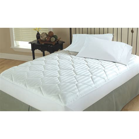 bed bath pillow top mattress pad serta egyptian cotton mattress pad home bed bath