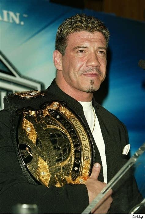 wwe champion eddie guerrero