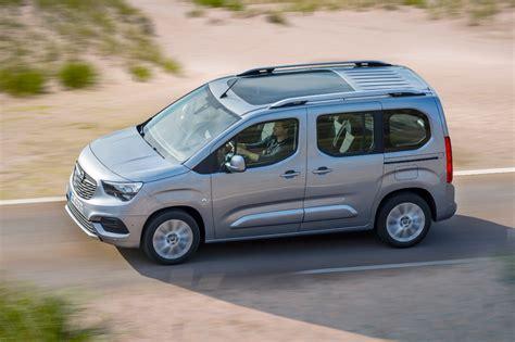 Opel Be by Opel Combo Voor Gezinnen Vriendengroepen En