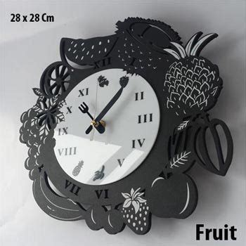 Jam Dinding Futura Modern With High Quality Woods all and unique clock jam dinding unik 30 option