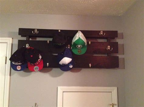 hat hanger ideas best 25 baseball cap rack ideas on pinterest baseball