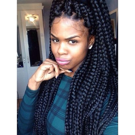 how many packs of hair for box braids 17 best images about box braids on pinterest big box