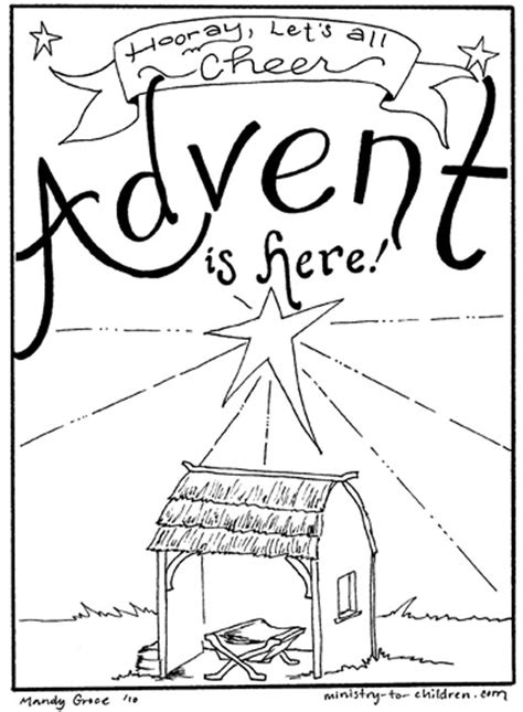 Ten Best Christmas Coloring Pages   Whats in the Bible