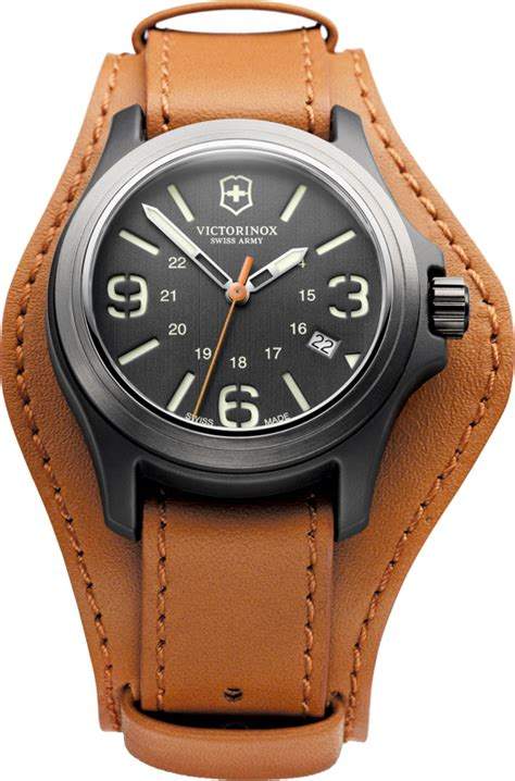 Swiss Army Sa3035 Brown Original victorinox 241593 swiss army original