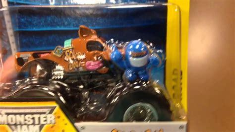 scooby doo monster jam truck toy wheels 2014 monster jam scooby doo truck youtube