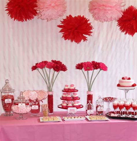 cute valentine s day party ideas party delights blog 1000 ideas about valentine baby shower on pinterest