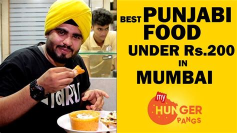 Keep Those Hunger Pangs From Getting The Best Of You by Best Punjabi Food On Mumbai Streets Karchii Kadhai
