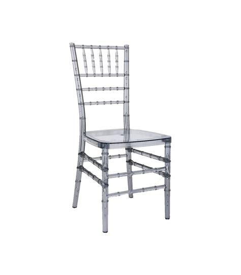 sedie trasparenti sedia chiavarina trasparente