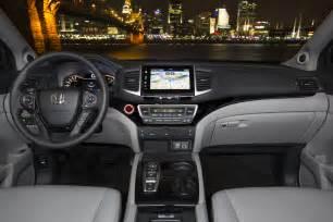 Honda Pilot 2016 Interior 2016 Honda Pilot Interior