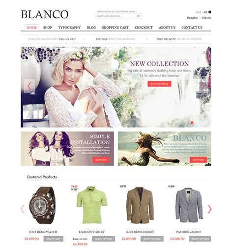 themes compatible with woocommerce 18 best images about the best free premium ecommerce