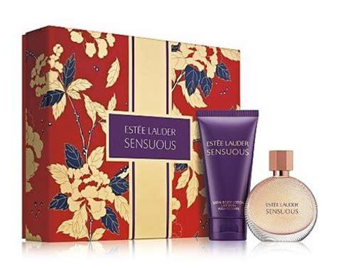 estee lauder sensuous gift set fragrances for her estee lauder sensuous sensual duo