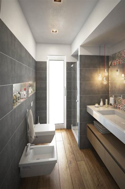 spa badezimmerideen diese renovierung zeigt wie platz clever nutzen kann