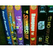New Video For My WWF VHS Collection  YouTube
