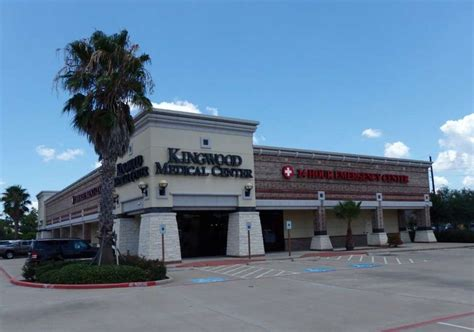 Kingwood Emergency Room by Kingwood Hospital To Build Emergency Room In Cleveland