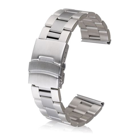 Iwatch 1 2 3 Apple Connector Adapter Metal 38 42 Mm Band stainless steel band 2 connectors adapter for apple iwatch 38 42mm ebay