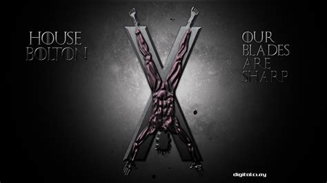 house bolton the banner of house bolton by mrminutuslausus on deviantart