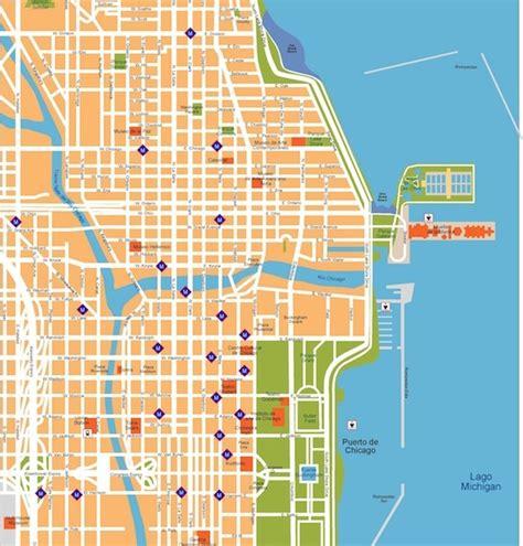 chicago map vector chicago vector map eps illustrator vector city maps usa